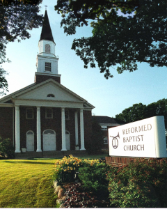 Repainting the Reformed Baptists Church