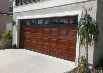 garage-door-staining