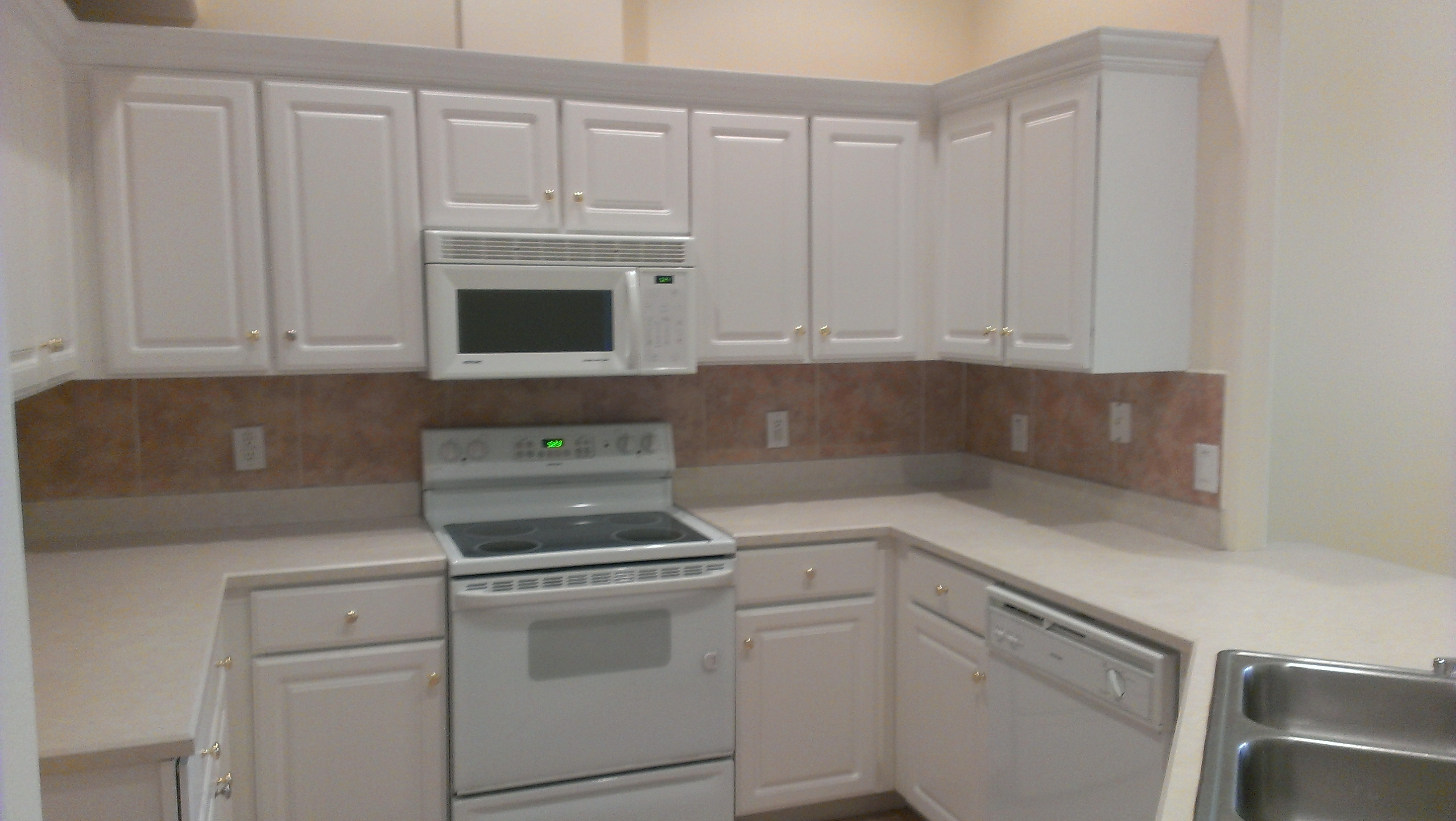 painting vs refacing kitchen cabinets cabinet refacing contractors in daytona and 24552